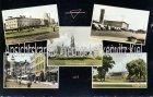 Ansichtskarte Postcard Niederlande Eindhoven Groeten uit Demer 18. Septemberplein Station Bahnhof