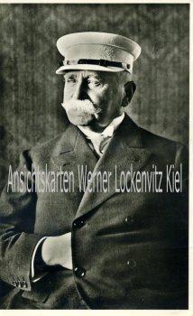 Ansichtskarte Friedrichshafen Graf von Zeppelin Portrait