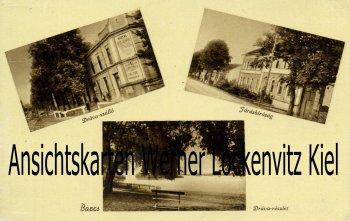 Ansichtskarte Ungarn Barcs Drava-szallo Jarasbirosag Drava-reszlet