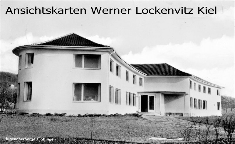 Ansichtskarte Göttingen Jugendherberge