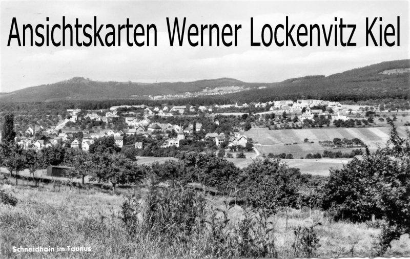 Ansichtskarte Königstein-Schneidhain im Taunus Ortsansicht