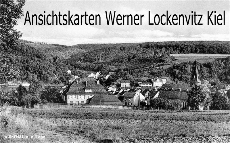 Ansichtskarte Villmar-Aumenau Ortsansicht