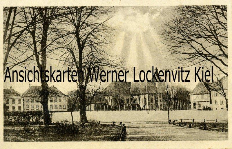 Ansichtskarte Rendsburg Neuwerker Kirche
