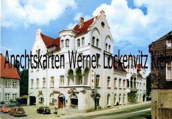 Ansichtskarte Schleswig Hotel Stadt Hamburg