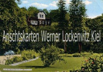 Ansichtskarte Blick auf Villa Fernsicht Schwentinental Raisdorf