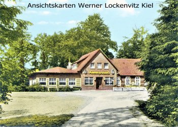 Ansichtskarte Damme Ausflugslokal Schweizerhaus Inh. Ludwig Kamphaus