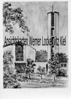 Ansichtskarte Berlin-Mitte Gesundbrunnen Himmelfahrtskirche