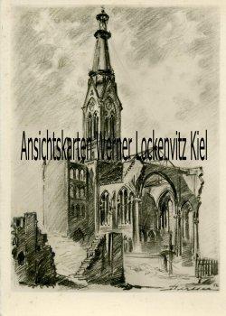 Ansichtskarte Berlin-Kreuzberg St.-Simeon-Kirche 1956