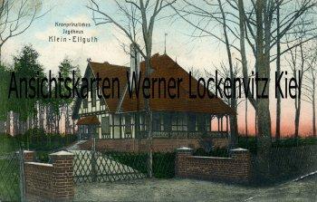 Klein Ellguth Ligota Mała Groß Neukirch Kronprinzliches Jagdhaus