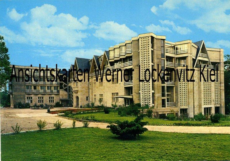 Ansichtskarte Berlin St. Michaelis-Heim Bismarckallee