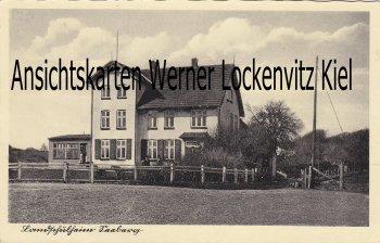 Ansichtskarte Waabs-Langholz Landschulheim Seeberg