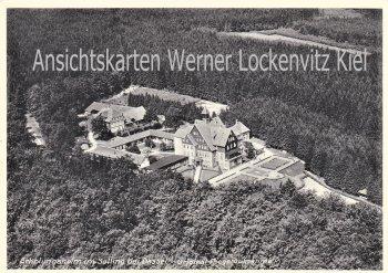 Ansichtskarte Erholungsheim im Solling Dassel Luftbild