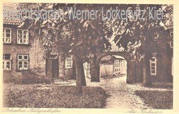 Ansichtskarte Heiligenhafen Altes Kirchentor