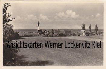 Ansichtskarte Leuchtturm in Behrensdorf-Neuland Hohwacht