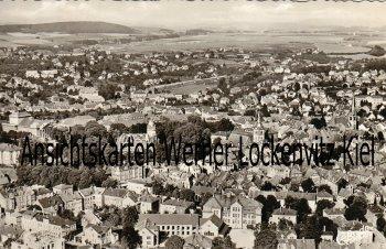Ansichtskarte Detmold Ortsansicht