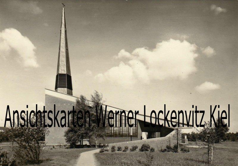 Ansichtskarte Trappenkamp Ev.- luth. Friedenskirche