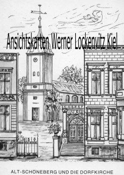 Alt-Schöneberg und die Dorfkirche