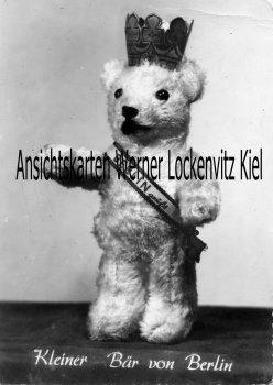 Ansichtskarte Kleiner Bär von Berlin