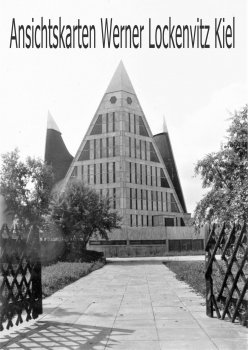 Ansichtskarte Berlin-Neukölln Gropiusstadt Dreieinigkeitskirche