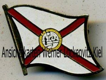Anstecknadel Reedereiflagge