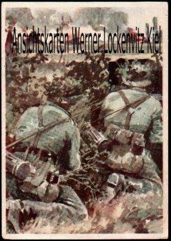 Ansichtskarte Unteroffiziere des Heeres Führer einer Pak