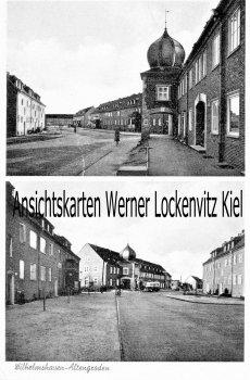 Ansichtskarte Wilhelmshaven-Altengroden Straßenansichten