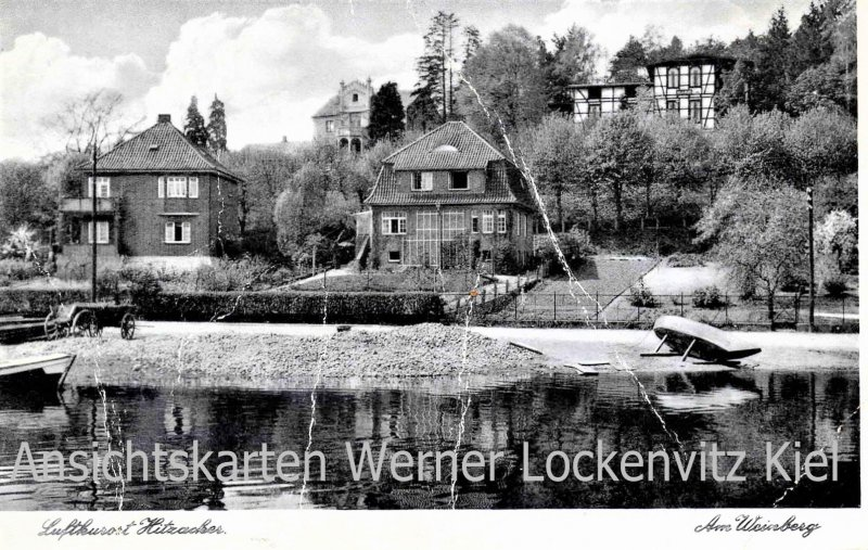 Ansichtskarte Am Weinberg in Hitzacker