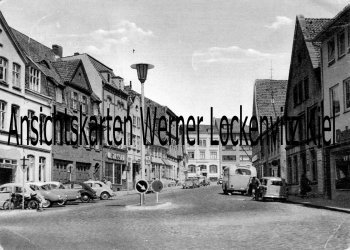 Ansichtskarte Schleswig Gallberg