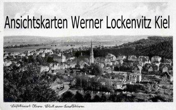 Ansichtskarte Polen Danzig-Oliva Gdansk-Oliwa Blick vom Karlsturm