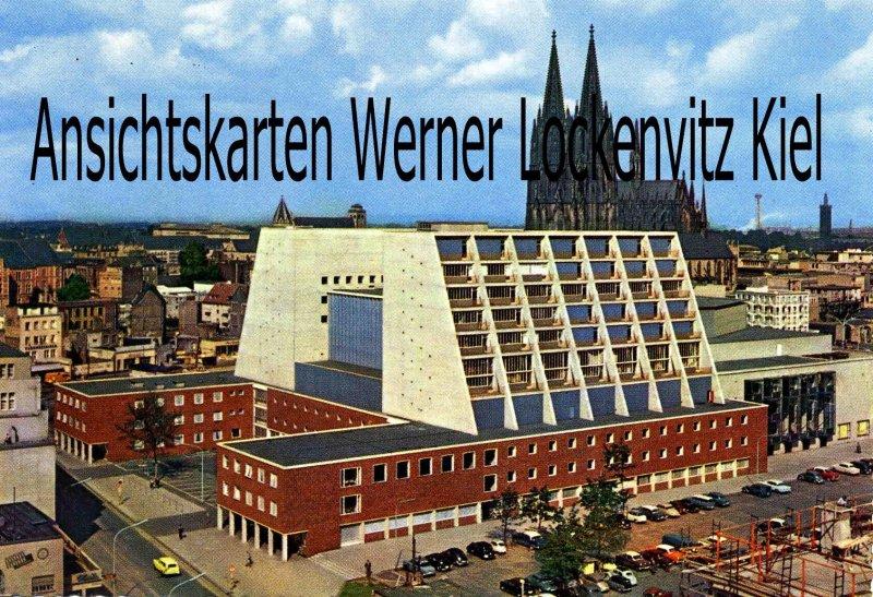 Ansichtskarte Opernhaus in Köln