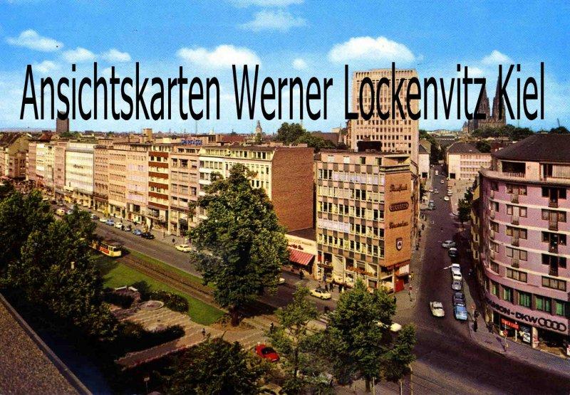 Ansichtskarte Köln Kaiser-Wilhelm-Ring