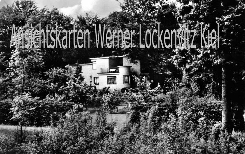 Ansichtskarte Bergisch Gladbach-Schildgen Broiskalmünten Cafe-Restaurant Waldesruh Bes. Christian Schmitz