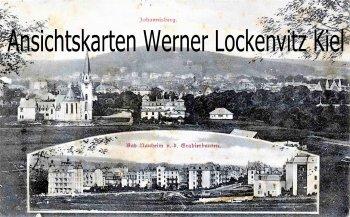 Ansichtskarte Bad Nauheim Ortsansicht Gradierbauten
