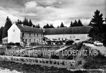 Ansichtskarte Ferschweiler Waldhof Bes. R. Günther