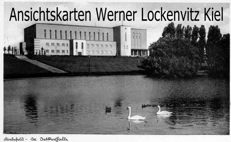 Ansichtskarte Bielefeld Dr. Oetkerhalle