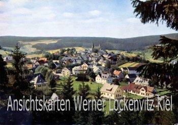 Ansichtskarte Bischofsgrün Panorama