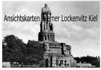 Ansichtskarte Hamburg Bismarckdenkmal
