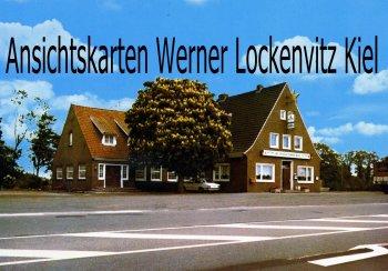 Ansichtskarte Schwerinsdorf Leer Hesel Hotel-Restaurant Goldener Stern Inh. Georg Janssen
