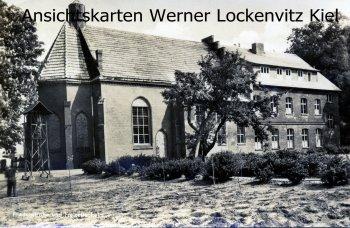 Ansichtskarte Berlin-Weißensee Adolf-Stöcker-Stiftung Albertinenstr. Heim der inneren Mission