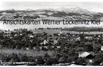 Ansichtskarte Kressbronn am Bodensee Ortsansicht