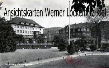 Ansichtskarte Gevelsberg Im Stadtgarten