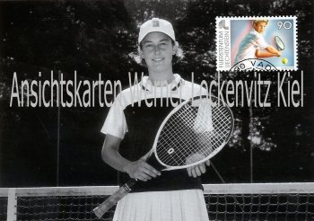 Liechtenstein Tennis Maximumkarte