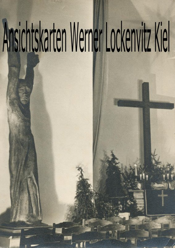 Ansichtskarte Adolf-Stöcker-Stiftung in Berlin-Weißensee LPStpl. Eickstedt über Prenzlau