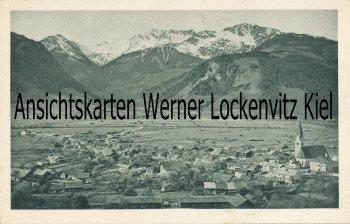 Ansichtskarte Österreich Uttendorf Ortsansicht