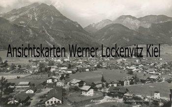 Ansichtskarte Österreich Fulpmes Tirol Ortsansicht