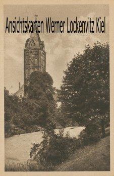 Ansichtskarte Delitzsch Der breite Turm