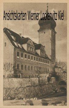 Ansichtskarte Delitzsch Schloß