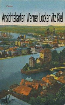 Ansichtskarte Passau Ortsansicht