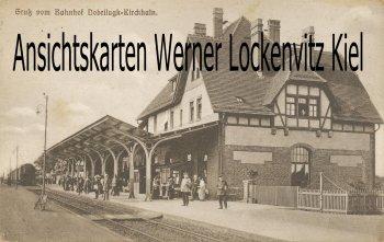 Ansichtskarte Doberlug-Kirchhain Bahnhof