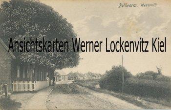 Ansichtskarte Pellworm Westertilli